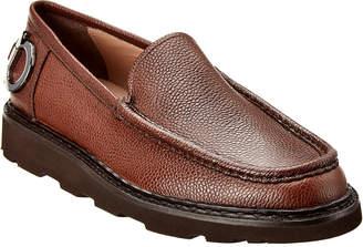 Salvatore Ferragamo Tarver Leather Loafer
