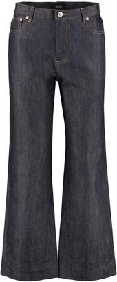 A.P.C. Sailor Cropped Jeans