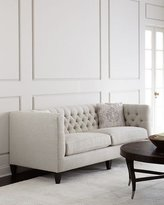 Bernhardt BROOKS TUFTED SOFA