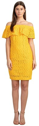Trina Turk Vesper Dress (Sunny) Women's Dress