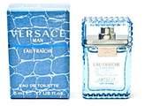 Versace Man Eau Fraiche by Versace, 0.17 Ounce