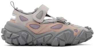 Acne Studios Grey Bolzter Bryz Sneakers