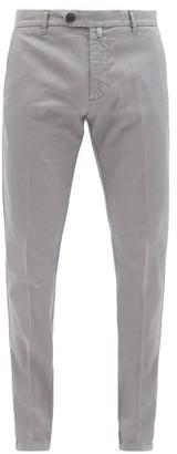 J.w.brine J.w. Brine - James Cotton Chino Trousers - Dark Grey