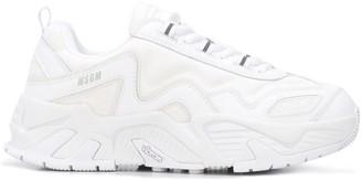 MSGM Vortex low-top sneakers