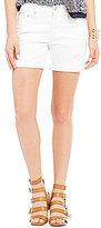 Levi's Destructed Boyfriend Denim Shorts