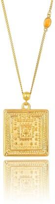 Daixa Somed Kronos Necklace - Gold