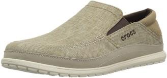 Crocs Men's Santa Cruz Playa Slip-On Loafers