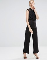 Forever Unique Evita Wide Leg Jumpsuit
