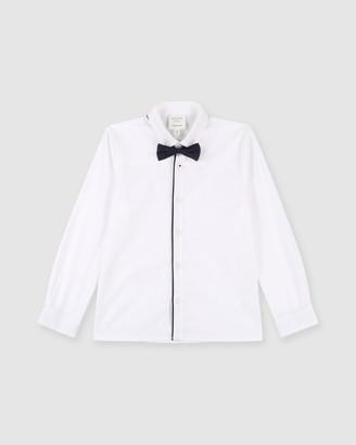 Carrément Beau Knot Shirt - Kids-Teens