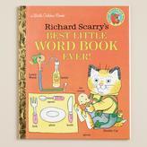 Cost Plus World Market Best Little Word Book Ever, a Little Golden Book