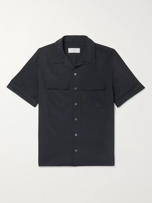 Equipment The Original Camp-Collar Silk Shirt