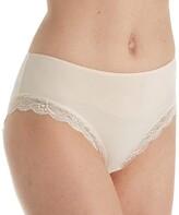 Thumbnail for your product : Hanro Women's Cotton Lace Midi Slip Brazilian Knicker