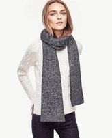 Ann Taylor Sequin Knit Scarf