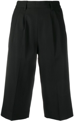 Maison Margiela Straight-Leg Culottes
