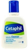 Cetaphil Gentle Skin Cleanser Bottles, 4 Fluid Ounce