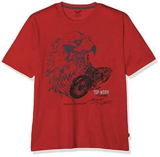 Trigema Men's 636261119 T-Shirt,Large