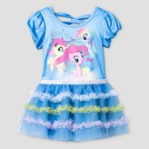 My Little Pony Toddler Girls' Occupational Dress - Blue