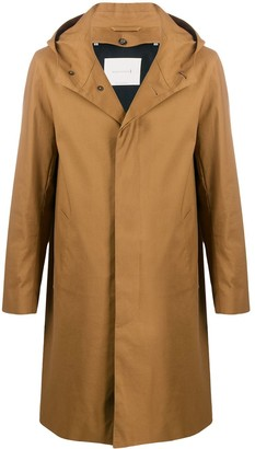 MACKINTOSH Chryston Raintec hooded coat
