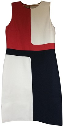 Michael Kors Multicolour Wool Dresses