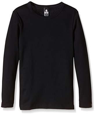 Trigema Women's Jungen Langarm-Shirt Pyjama Bottoms