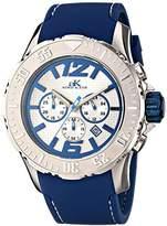 Adee Kaye Men's AK7754-M GRAND MOND - G2Z COLLECTION Analog Display Japanese Quartz Blue Watch