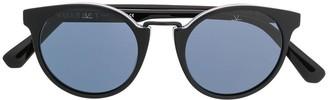 Vuarnet Cable Car 1625 round frame sunglasses