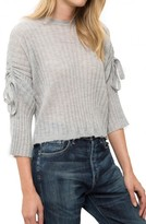 Helmut Lang Drawstring Sleeve Sweater
