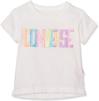 Converse Girl's Neon Lights Tee T-Shirt