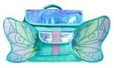 Bixbee Girl's Forest Pixie Flyer Backpack - Blue/green