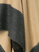 Rag & Bone oversized wrap scarf - women - Merino - One Size