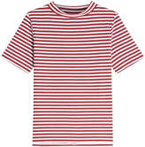 MiH Jeans M i H Penny Striped Cotton T-shirt