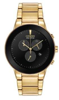 Citizen Men's Eco Drive Axiom Chronograph Watch