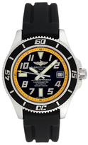 Breitling Vintage Superocean Stainless Steel Watch, 42mm