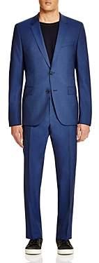 HUGO Solid Aeron/Hamen Extra Slim Fit Suit