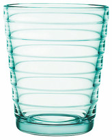 Iittala Set of 2 Aino Aalto Tumblers - Water Green