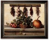 "KitchenArt ""Hanging Dried Herbs"" Framed Canvas Art by T.C. Chiu"