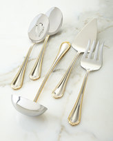 Mikasa 5-Piece Gold Regent Bead Serving Set