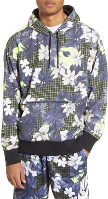 Nike SB Paradise Floral Print Hoodie