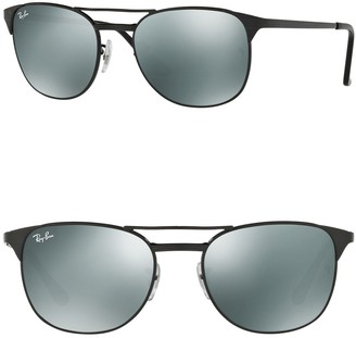 Ray-Ban Small Icons 55mm Retro Sunglasses