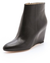 Brian Atwood Bellaria Wedge Booties