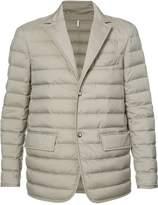 Moncler padded blazer jacket