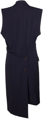 Natasha Zinko Wrap Around Sleeveless Jacket Vest