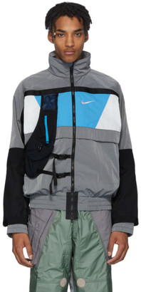 Nike Grey NRG ISPA Jacket