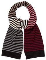 Missoni Wool Striped Scarf