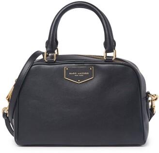 Marc Jacobs Voyager Leather Mini Satchel