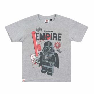 Lego Boy's Building an Empire T-Shirt