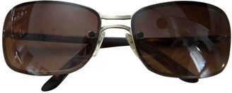 Carrera Anthracite Metal Sunglasses