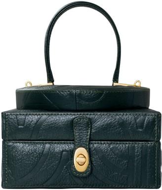 Hamethop Dogon Arc Olive Bag