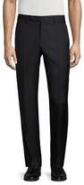 Zanella Wool Solid Parker Trousers