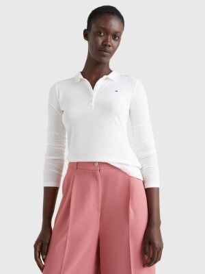 Tommy Hilfiger Heritage Long Sleeve Polo Shirt